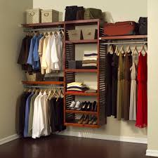 john louis home deluxe closet system red mahogany bj u0027s