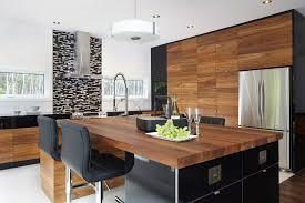 armoir cuisine best ideas of armoires de cuisine moderne placage de noyer et