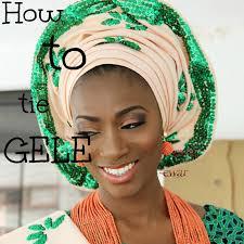 video tutorial turban style how to tie gele 4 easy steps завязать платок или шарф pinterest