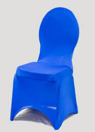 royal blue chair covers economic