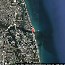 Florida Intracoastal Waterway Map by Intracoastal Fishing In Florida Usa Today