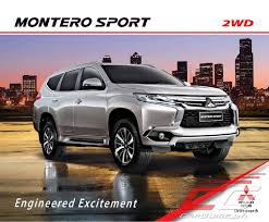 mitsubishi montero 2017 mitsubishi motors philippines adds more features to montero sport