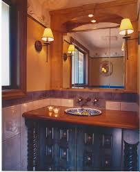 Rustic Tile Bathroom - mexican design bathroom rustic with tile bathroom backsplash