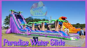 backyard water slide rentals home outdoor decoration