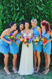 bridesmaids wedding dresses azure blue bridesmaids dresses image by tess follett i looove