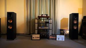 klipsch reference home theater system klipsch rp 280 f youtube