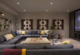 Basement Media Room Category Movie Houses Home Bunch U2013 Interior Design Ideas