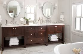 Bathroom Vanity With Shelves Finding Bathroom Storage Your Open Vanity