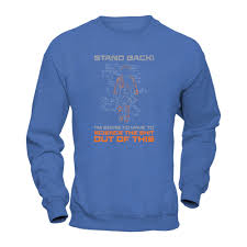 Mike Tyson Clothing Line Science Stand Back Represent