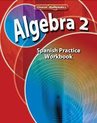 algebra spanish practice workbook by mcgraw hill education abebooks