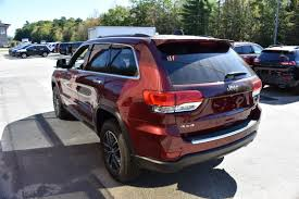jeep grand cherokee rear bumper 2018 jeep grand cherokee limited 4x4 newcastle me damariscotta