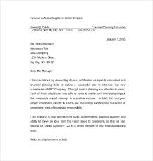 accounting cover letters bank accountant cover letter sample for
