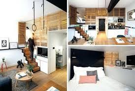 chambre gain de place lit 2 places gain de place chambre avec lit mezzanine 2 places lit