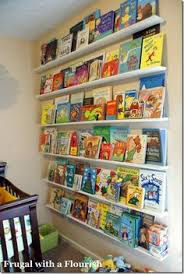 Display Bookcase For Children Diy Bookshelves For The Wall Known Kids Rooms Or Playroom