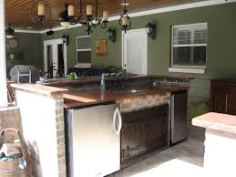Outdoor Kitchen Ideas Pictures Cool Design Canning Kitchen Remodeling Our Outdoor Kitchen 1000