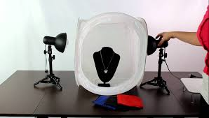 best light tent for jewelry photography cowboystudio com shows you mini table top kit jewelry display 17