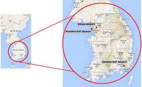 Map Of Seattle Airport by Access To Busan Ipac U002716 Busan Korea