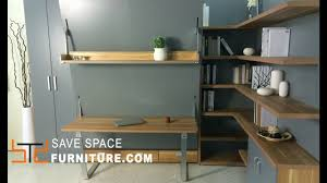 space saving furniture for small homes youtube