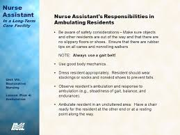 Resident Assistant Job Description For Resume by Important Resident Care Skills For A Cna Health Care Assistant