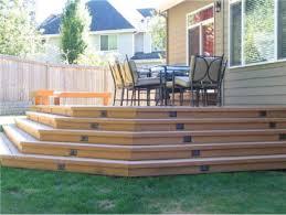 decks com deck stair lighting