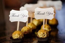thank you wedding gifts ideas for wedding gifts bliss weddings events