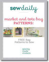 market and tote bag patterns free bag patterns to sew sew daily
