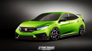 honda civic hatchback modified carscoops honda civic