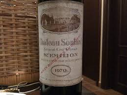 learn about chateau soutard st 1970 chateau soutard st emilion from grapes to wine