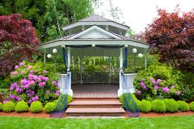 Backyard Decor Pinterest Garden Decor With Gazebo Gardening Pinterest Gardens