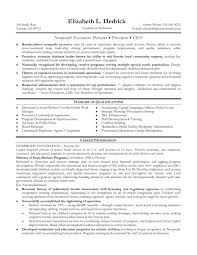 sample resume executive manager resume executive director sample sidemcicek com