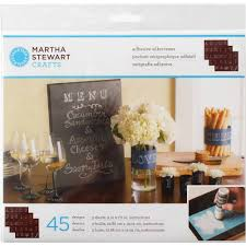 martha stewart crafts adhesive silkscreen stencil for craft