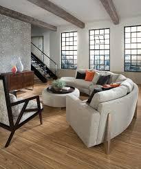 halbrundes sofa runde sofas modern in szene setzen 50 beispiele