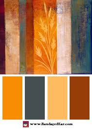 orange spice color color inspiration these are totally my baby s nursery colors