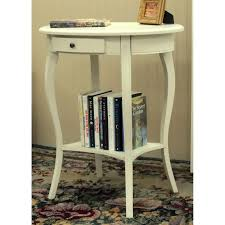 Carolina Chair Com Carolina Chair U0026 Table Co Kristen Oval Side Table With Drawer