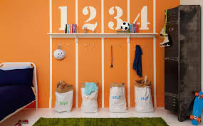 kids bedrooms how to create a sport themed bedroom dulux