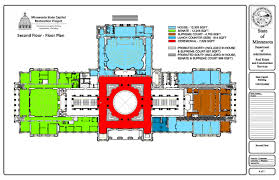 Plan by Future Occupancy Floor Plans Minnesota Capitol Restoration