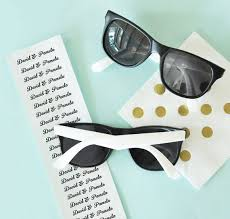 wedding favor sunglasses personalized wedding sunglassesminimum of 24