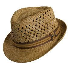 mycubanstore bahama vent crochet raffia hat