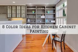 kitchen cabinet colors ideas 2020 8 color ideas for kitchen cabinet painting in valrico fl