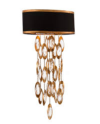 Two Light Wall Sconce Black Tie Two Light Sconce Wall Sconces Fixed Lighting