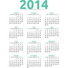 Template Of Calendar 2014 2014 calendar template pertamini co