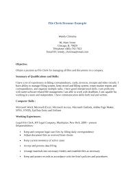 Data Entry Clerk Resume Sample by Download File Clerk Resume Sample Haadyaooverbayresort Com