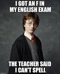 English Memes - english at sjb