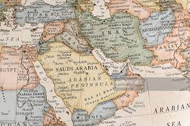middle east map with countries maps of countries in middle east stock photo getty images