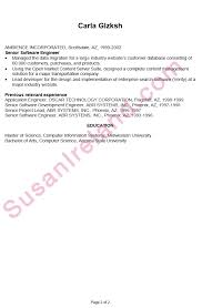 Team Lead Sample Resume by Resume Sample For A Corporate It Team Lead Susan Ireland Resumes