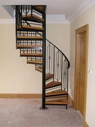 interior design astounding black iron spiral staircase plans