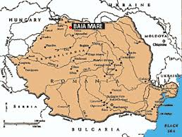 baia mare map gold mine reopens despite cyanide disaster fears