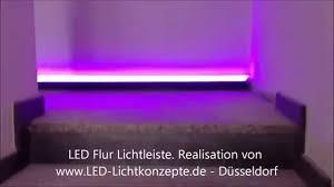 flur beleuchtung flurbeleuchtung led lichtinstallation wohnungsbeleuchtung