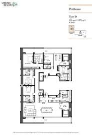 Echo Brickell Floor Plans Echo Brickell Carlos Ott Penthouse Floorplan 0 Jpg 900 1334