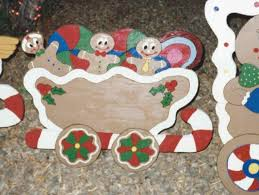 Custom Made Christmas Yard Decorations by 51 Best Christmas Cutout Decorations Images On Pinterest Plywood